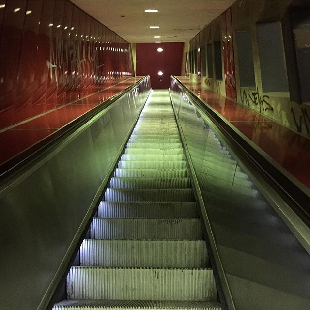 Going up, or going down? #sthlm