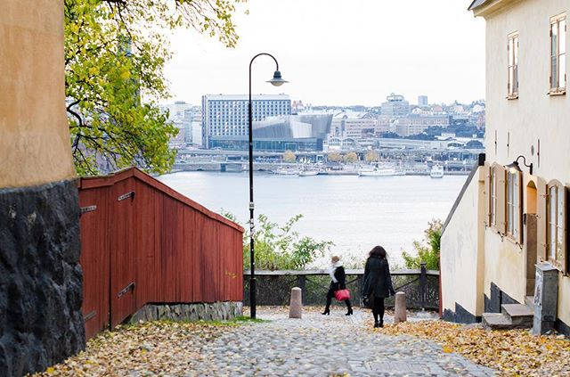 The view of #sthlm from #mariaberget, #södermalm