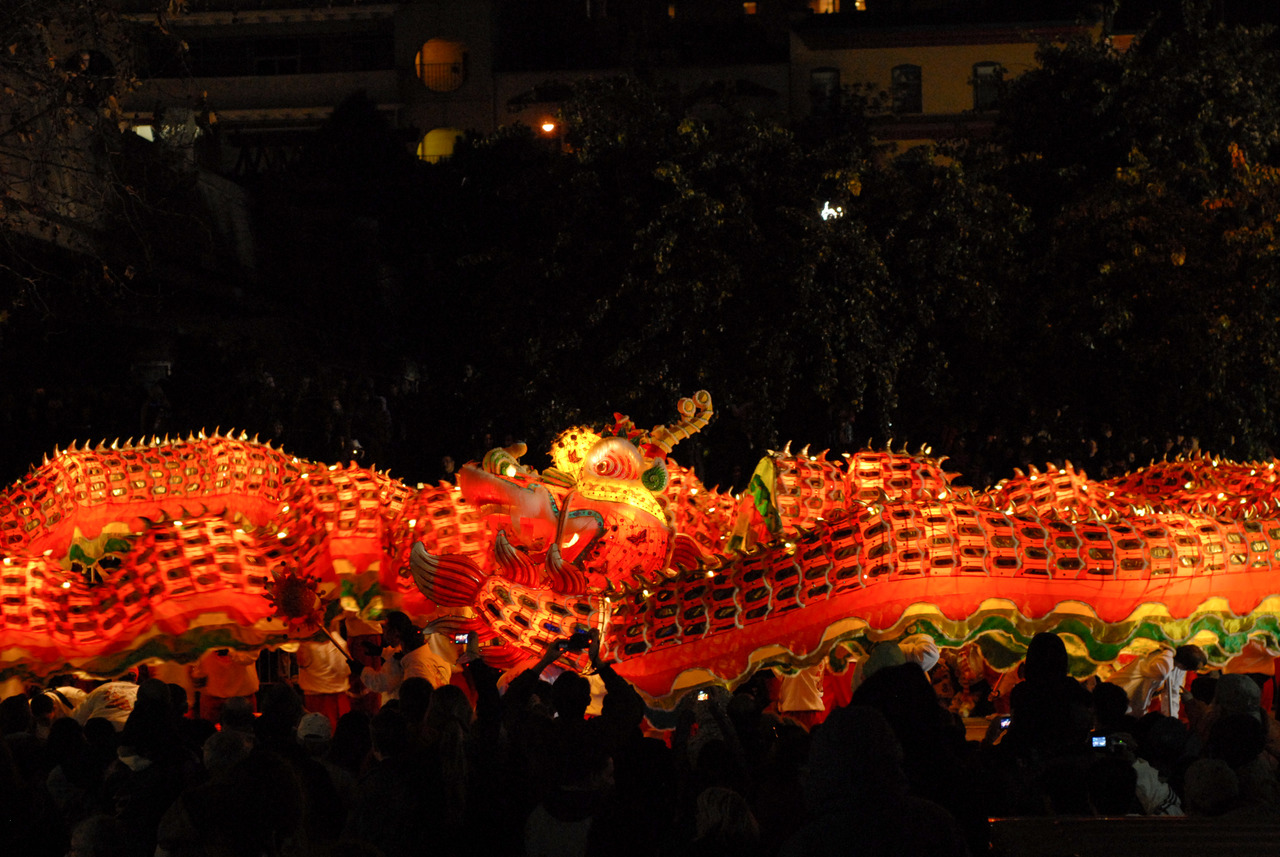 Chinese New Year, San Francisco