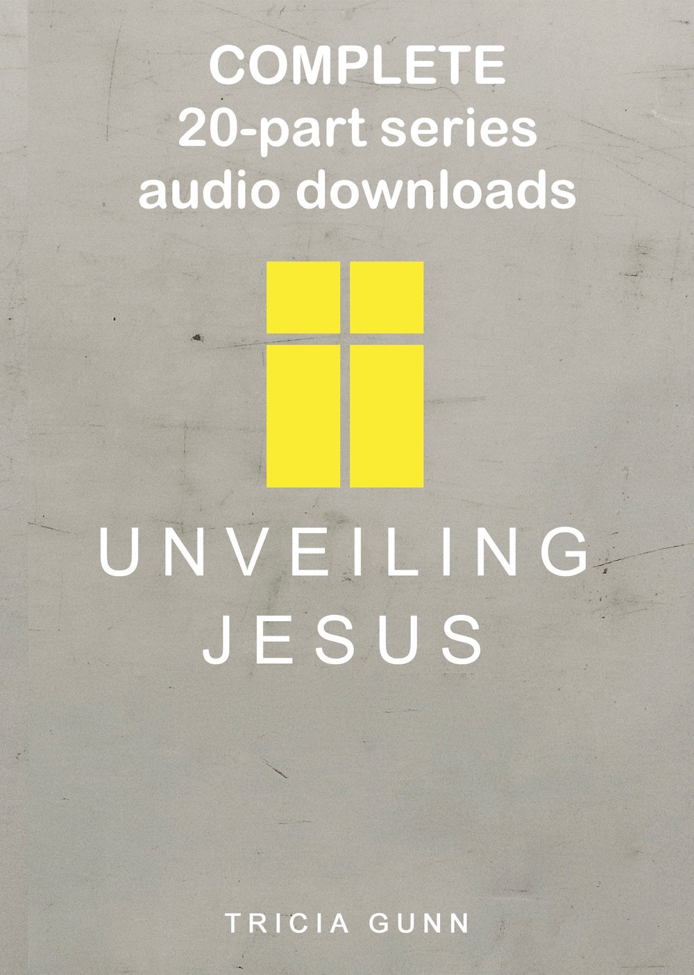 Purchase complete 20-part AUDIO series