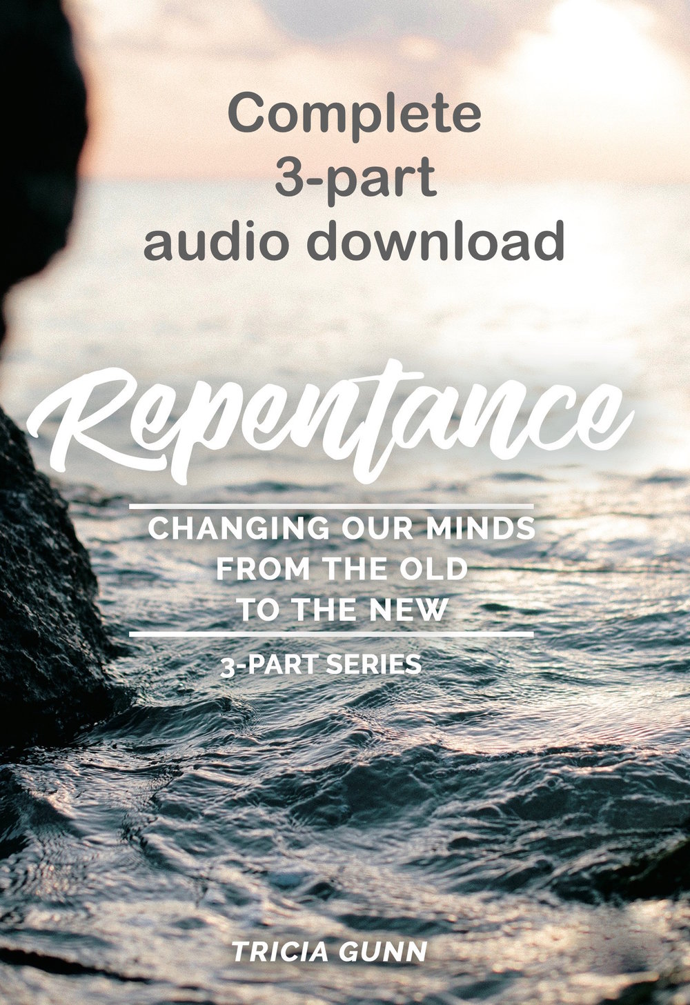 Purchase complete 3-part AUDIO series