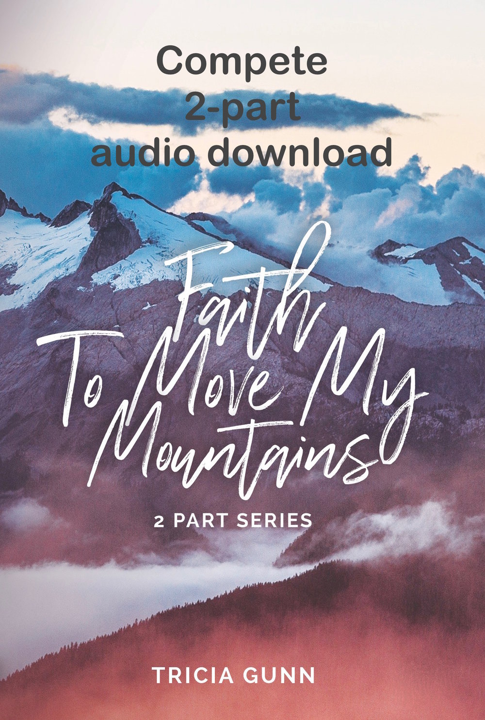 Purchase complete 2-part AUDIO series