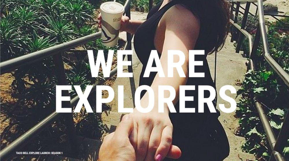 Taco Bell: Explore 1