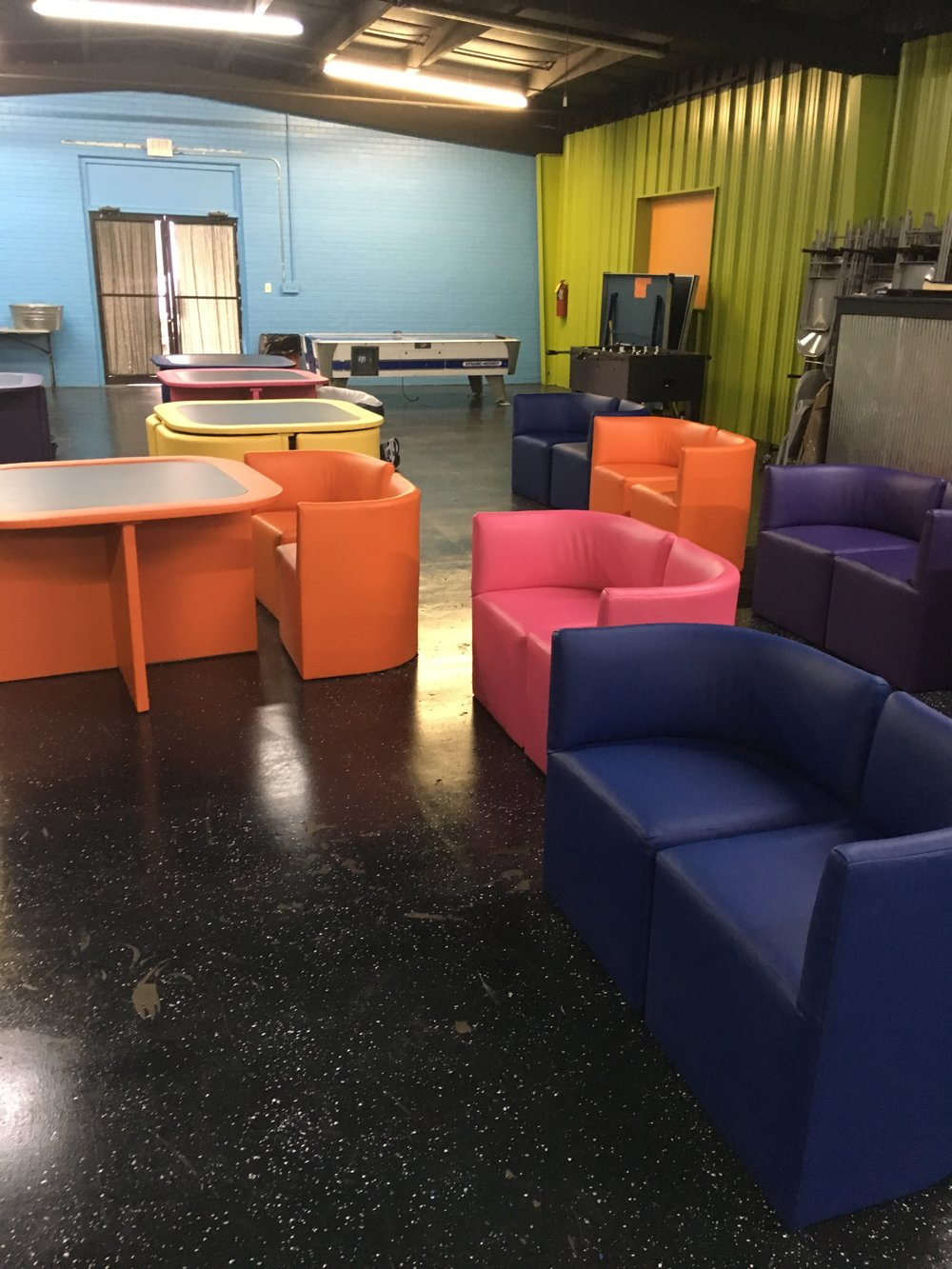Children's Lounge