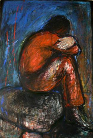 Marleen De Waele-De Bock's Sadness (2012)