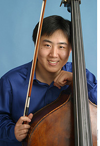 DaXun Zhang, double bass