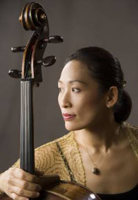 Yeesun Kim, cello