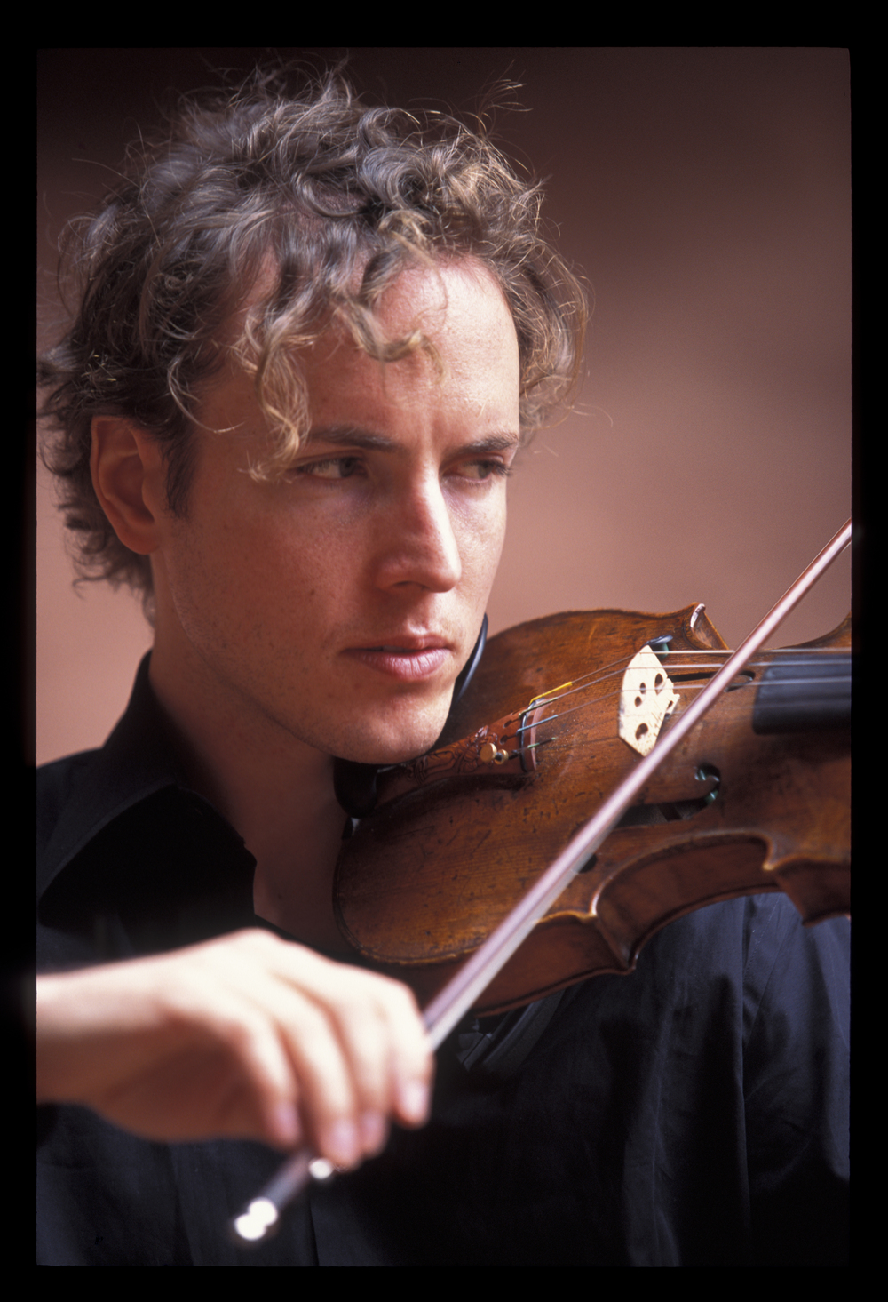 Timothy Fain, violin