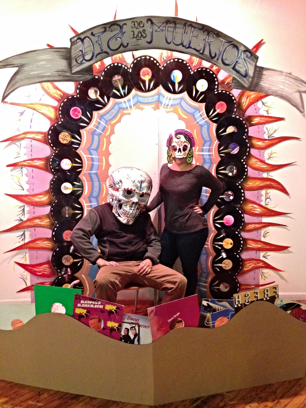 DAY OF THE DEAD CELEBRATION WITH GOZAMOS.COM