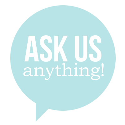 Ask Us Anything Whimsies Spill The Beans Hint Of Whimsy