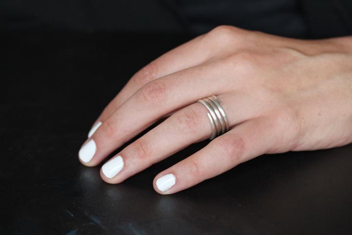 Rebecca Mir Grady Rift Ring