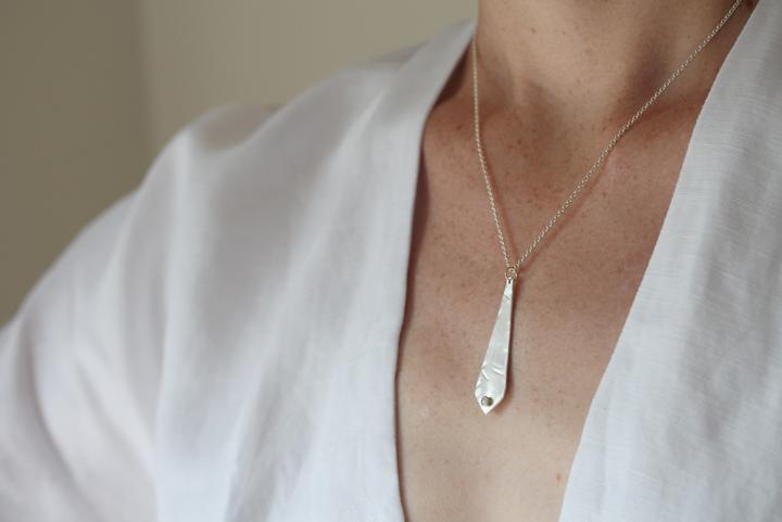 Rebecca Mir Grady Opal St Margarets Necklace