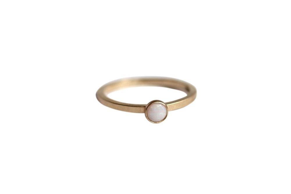 Tacita Opal 14k Ring