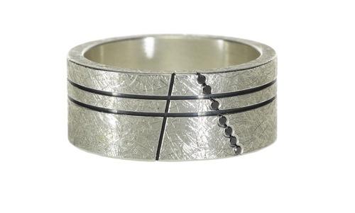 Todd Reed Black Diamond Ring