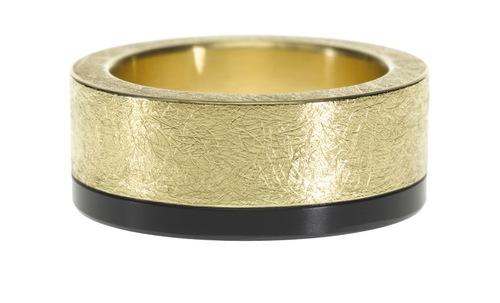 Todd Reed Gold Ring