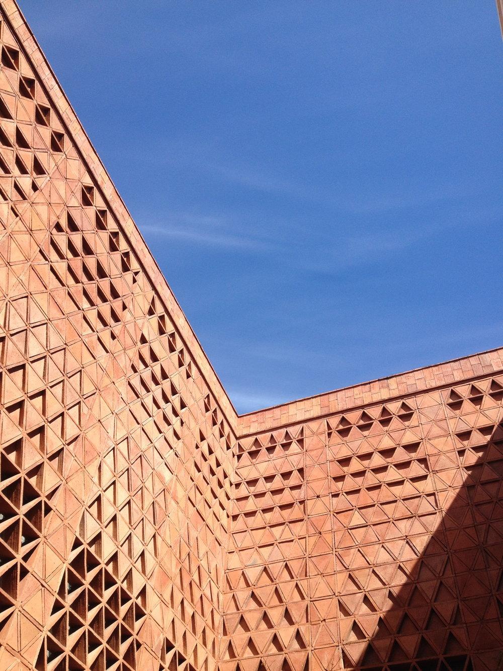 oaxaca architecture