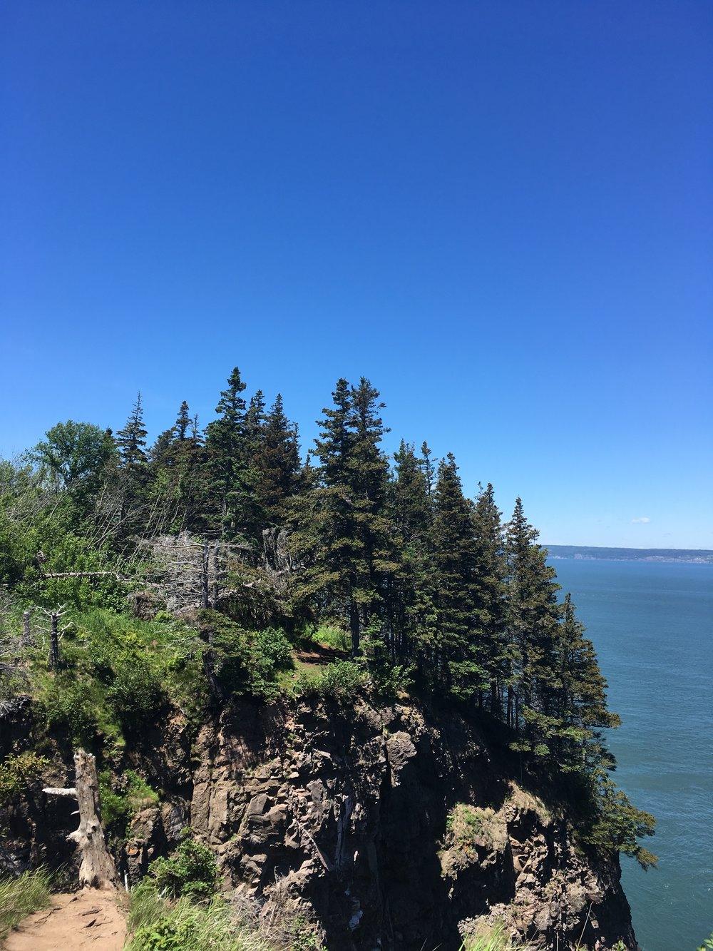 Cape Split Nova Scotia