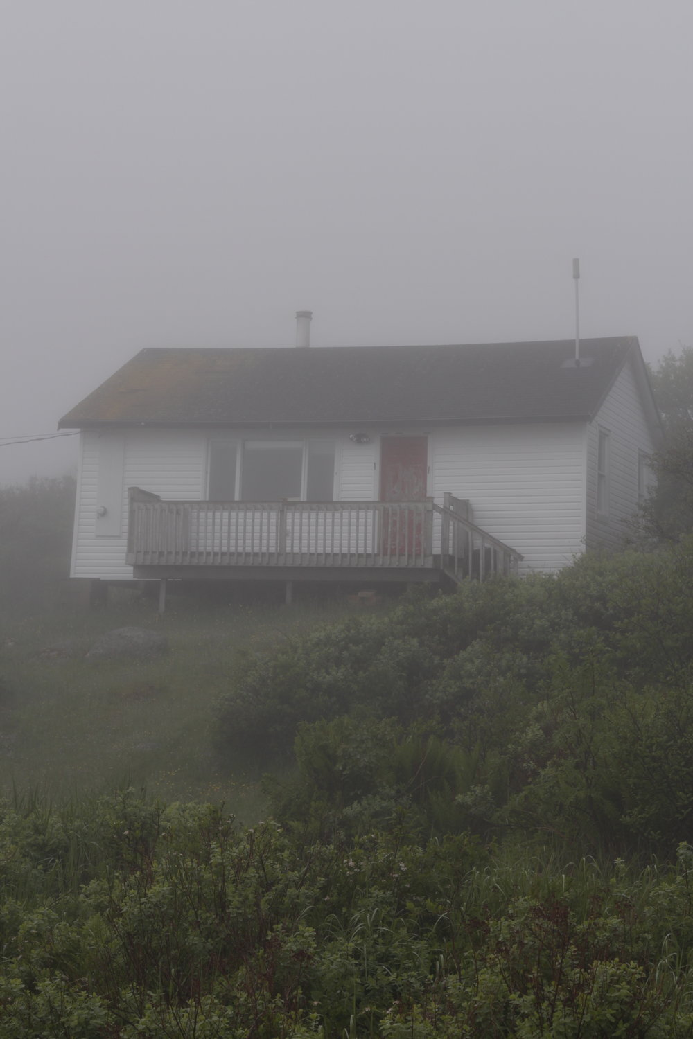 cabin in the mist nova scotia