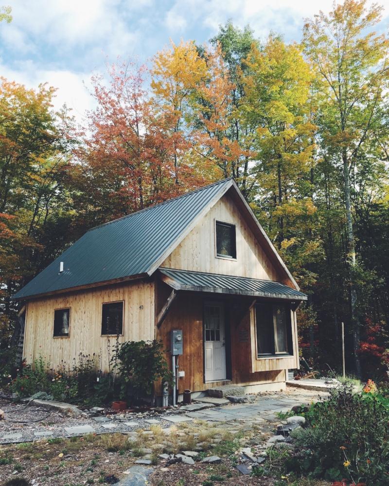 Mom's Cabin