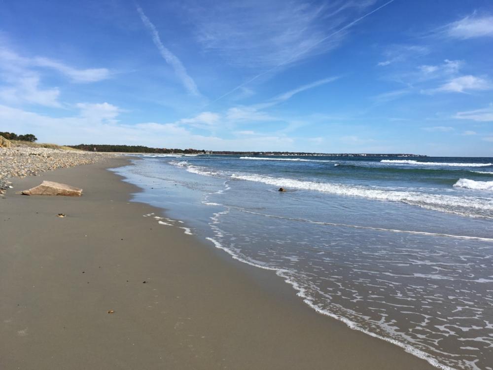 Laudholm Beach