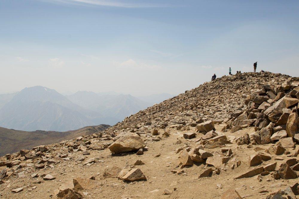 Mt. Elbert - Rebecca Mir Grady