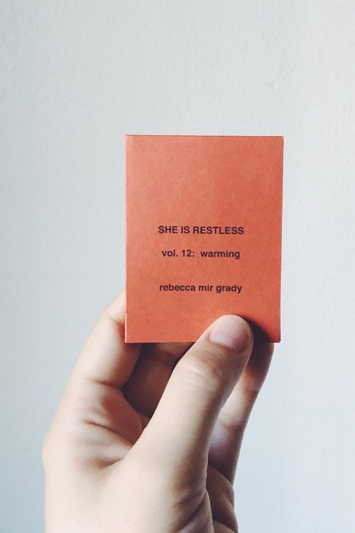 SHE IS RESTLESS vol. 12