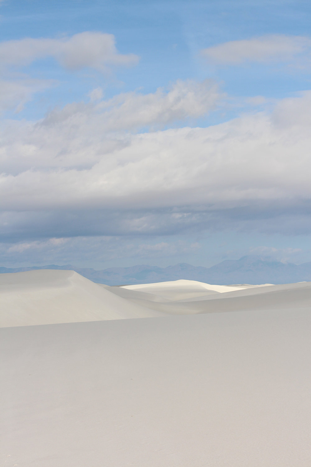 February: White Sands National Park