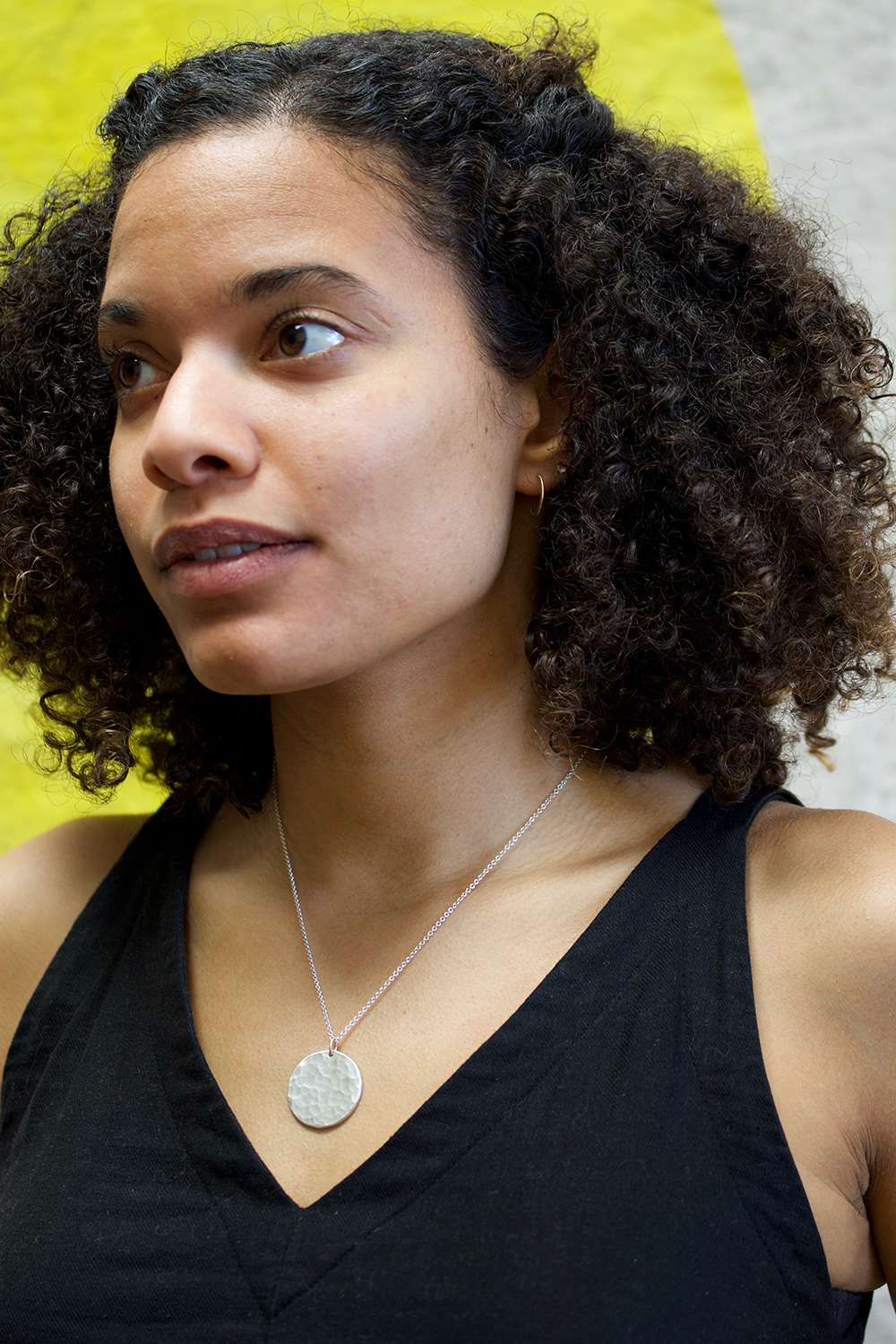small wave hoops and sol necklace on kelsi small.jpg