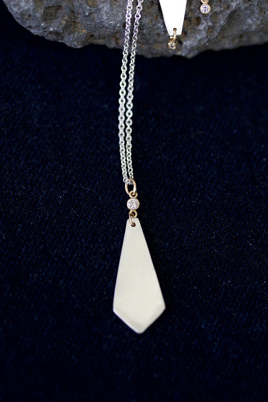 st margarets diamond drop necklace on denim.jpg