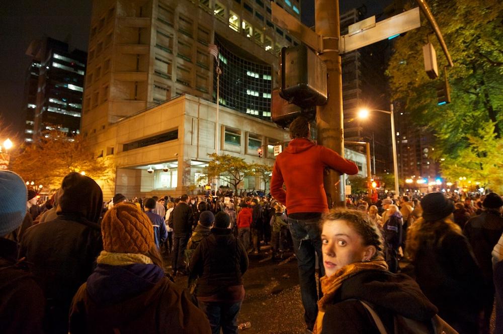 Occupy Portland 002