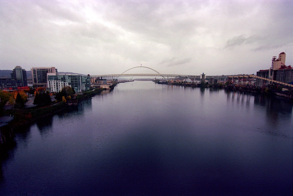 Portland Oregon Kodak Ektar  023