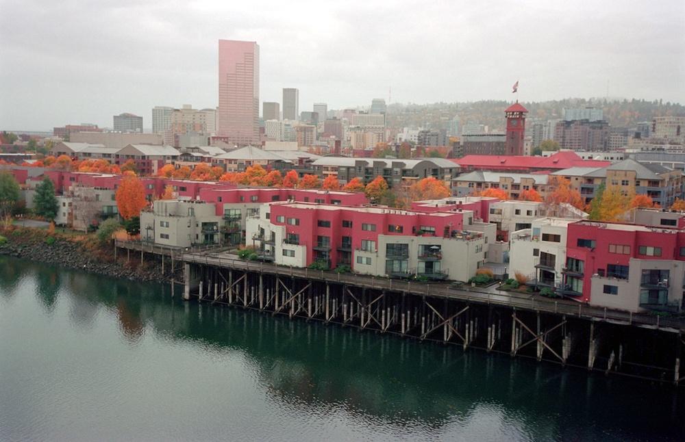 Portland Oregon Kodak Ektar  024