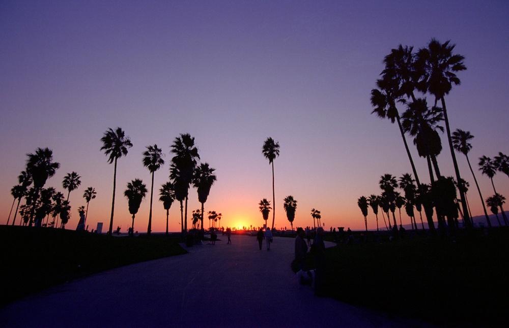 Santa Monica Pier Kodak Ektar  012