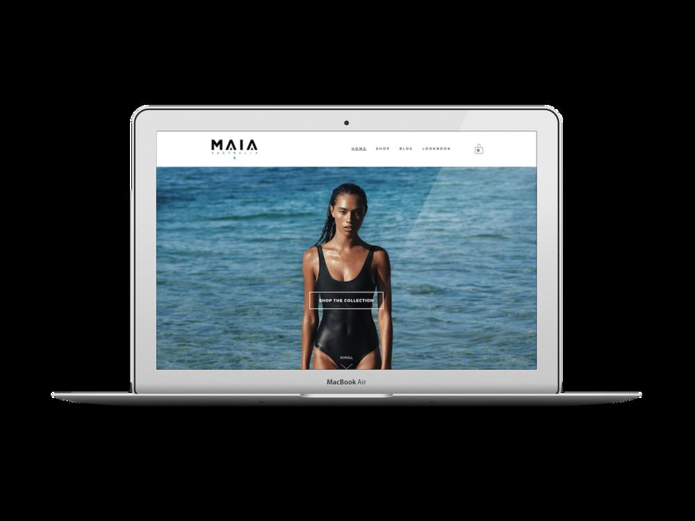 Maia Swimwear