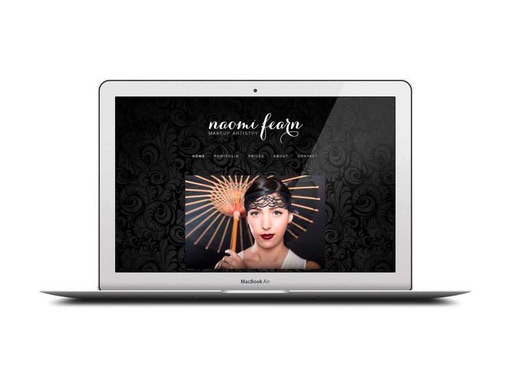 Naomi Fearn Makeup