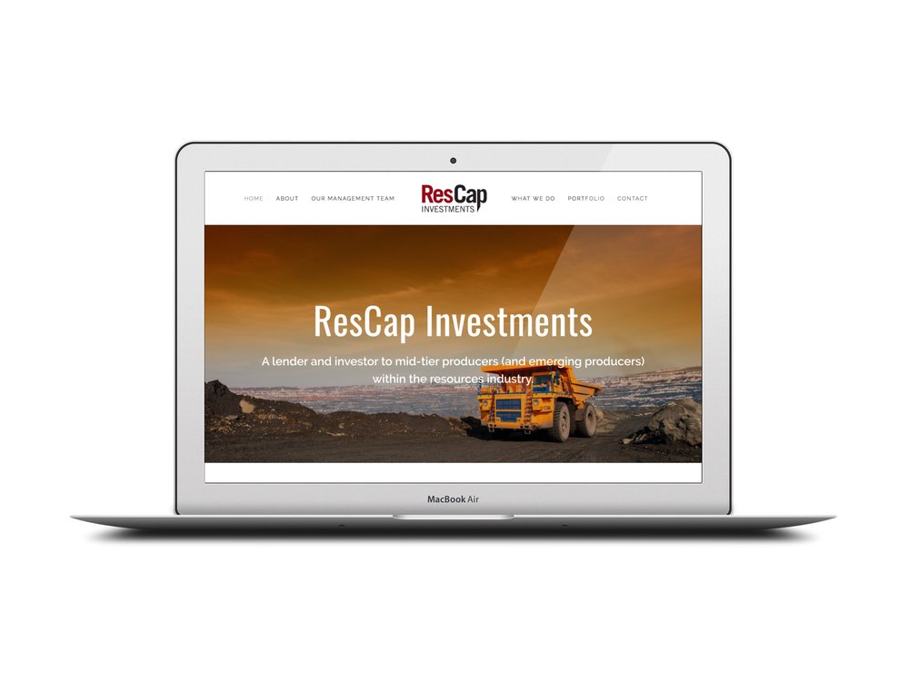 Res Cap Investments
