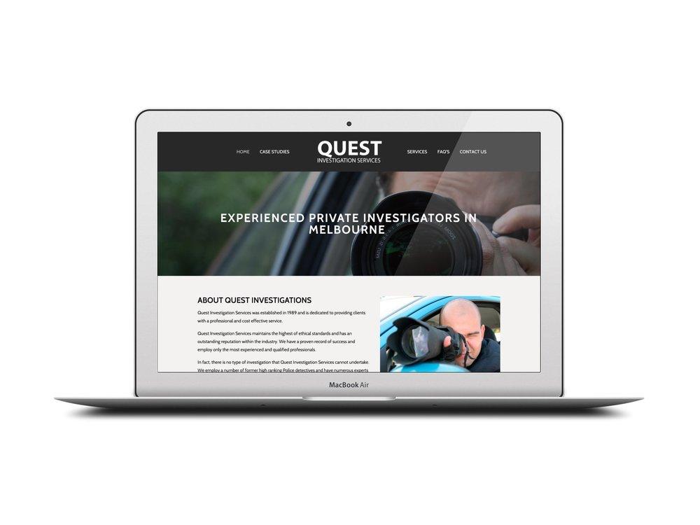 Quest Investigation Services
