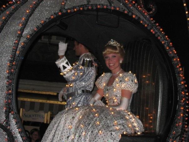 As Cinderella