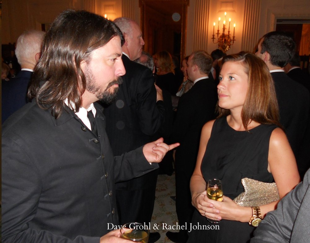 RLJPR with Dave Grohl