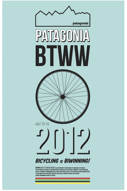 Bike To Work Week Posters Modern Obscura
