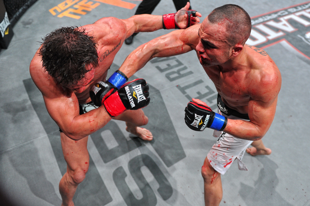 EDDIE ALVAREZ VS MICHAEL CHANDLER