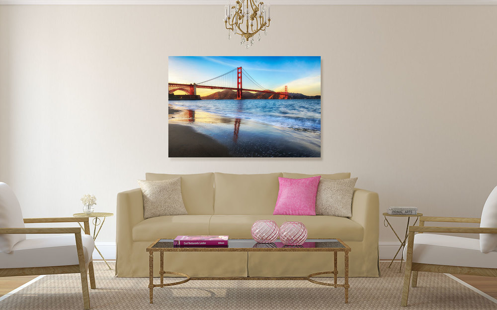 The Golden Gate Bridge, San Francisco Wall Decor