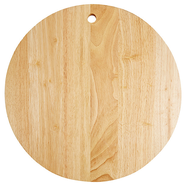 Target  Round Wooden Board $25