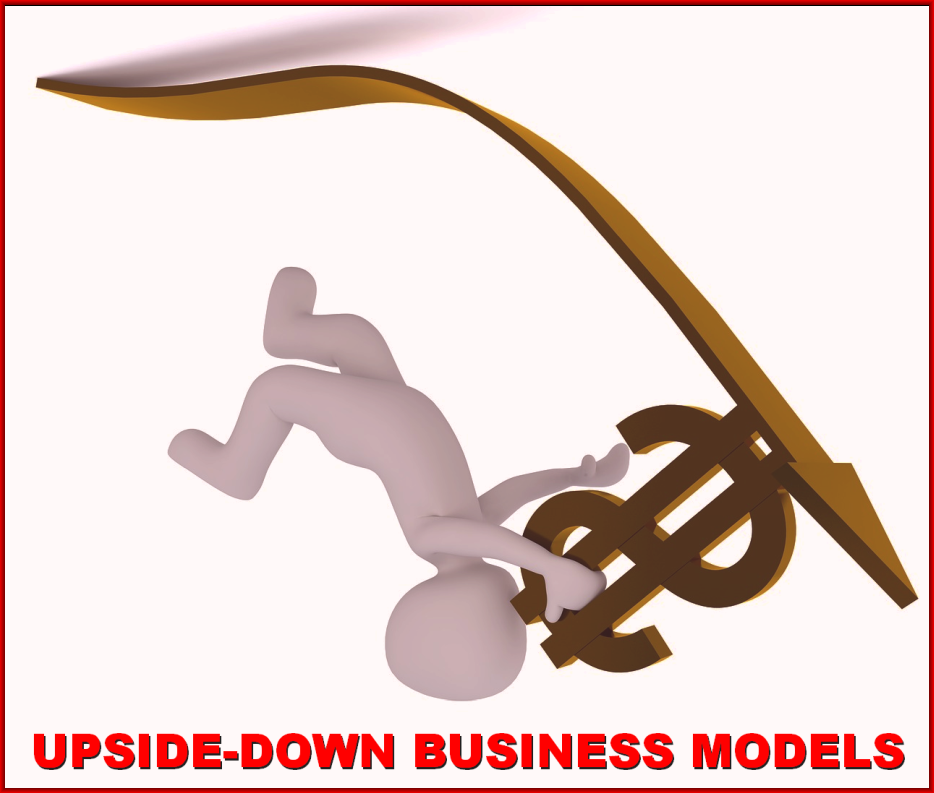Am I Next? Upside-Down Business Models, Competition, Predatory Pricing
