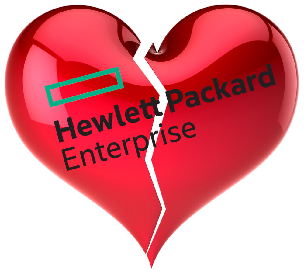 Am I Next? Layoffs at Hewlett Packard Enterprise