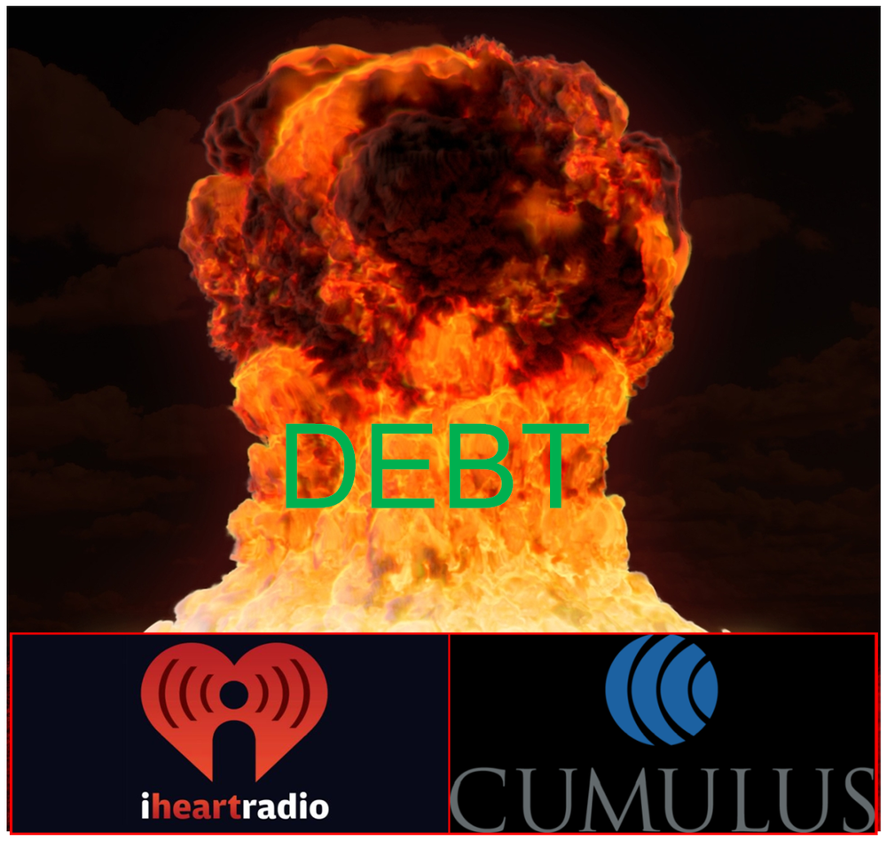 Am I Next? iHeart Radio, Cumulus Media, Potential Bankruptcy, Layoffs
