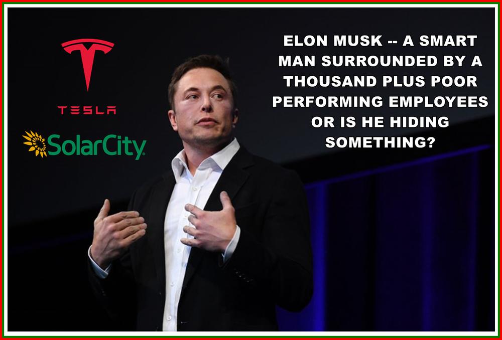 Am I Next? Firings at Tesla Motors, Solarcity, Elon Musk