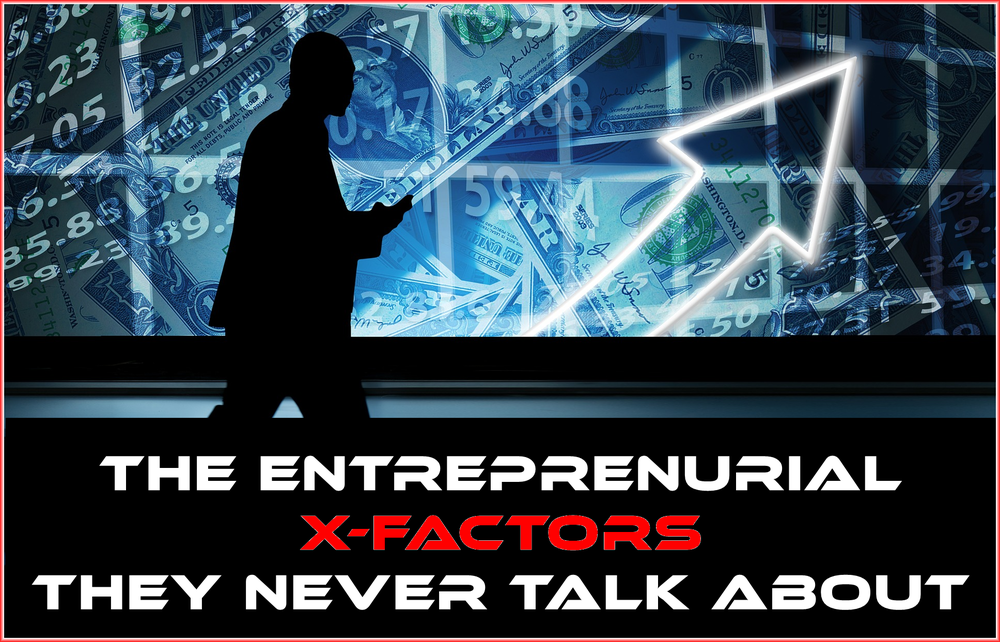 Am I Next? Success Factors of Entrepreneurs