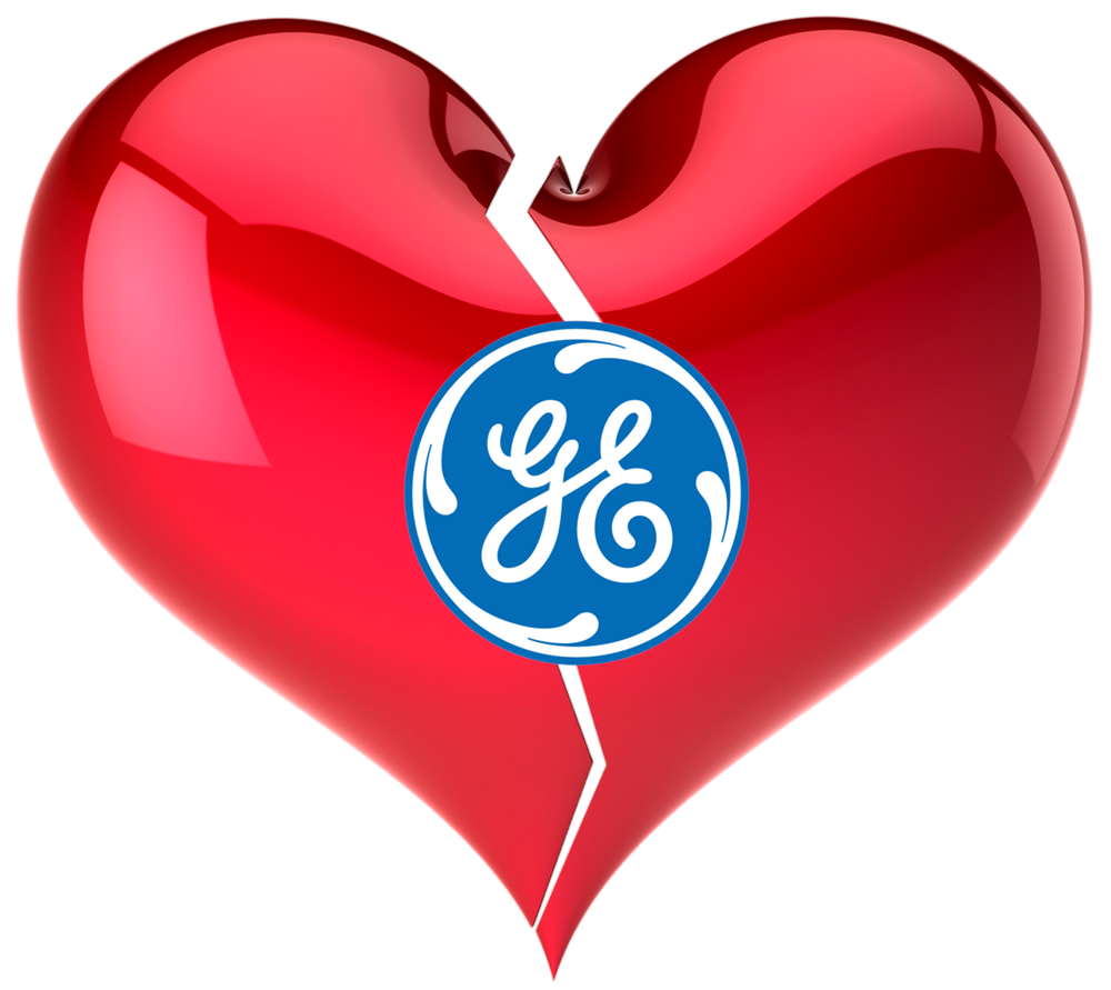 Am I Next? No love at General Electric Power Division