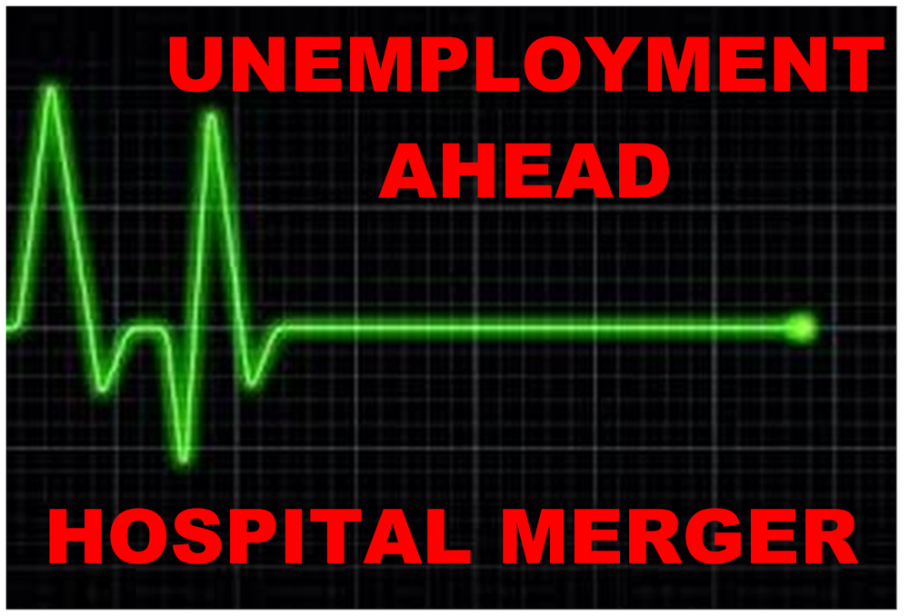 Am I Next? Ascension and St. Joseph hospital merger. Potential layoffs.